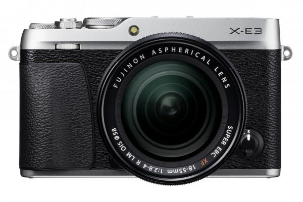 X-E3 silver Kit 18-55