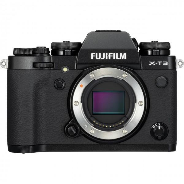 Fujifilm X-T3 Gehäuse schwarz - 100€ Sofortrabatt bereits abgezogen -