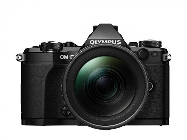 Olympus OM-D E-M5 Mark II Kit inkl. 2,8 / 12-40 mm ED schwarz