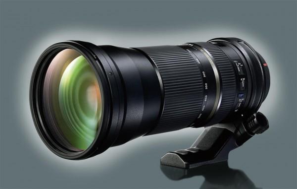 Objektiv 5,0-6,3 / 150-600 mm SP Di VC USD Nikon-AF