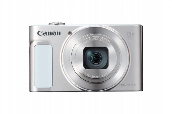 Canon PowerShot SX620 HS Kompaktkamera 20.2MP 1/2.3Zoll CMOS 5184 x 3888Pixel Weiß