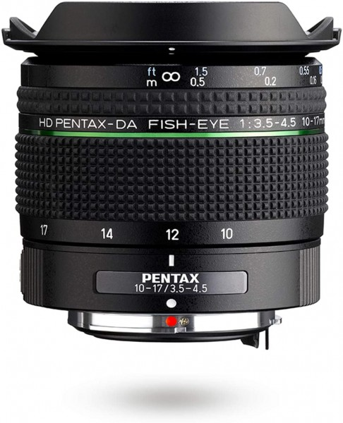 Pentax Ricoh 10 - 17 mm / 3,5-4,5 ED (IF)