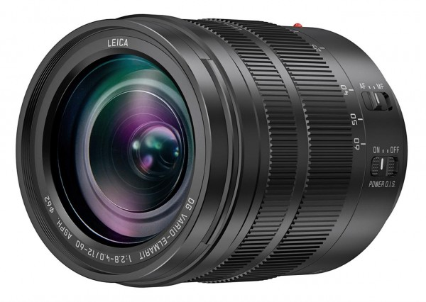 Panasonic Vario Elmarit 2,8-4,0/12-60 mm Asph. OIS Leica DG Objektiv