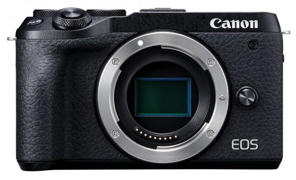 Canon EOS M6 Mark II Body SLR-Kameragehäuse 32,5 MP CMOS 6960 x 4640 Pixel