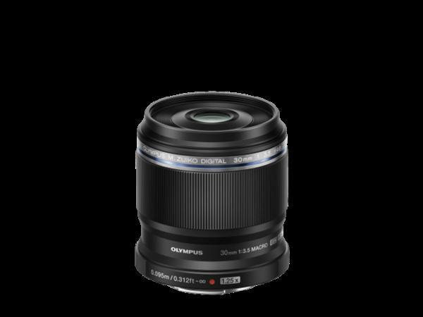 M.Zuiko Digital ED 3,5 / 30 mm schwarz