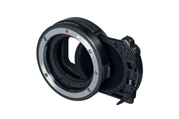 Canon EF-EOS R V-ND Kameraobjektivadapter