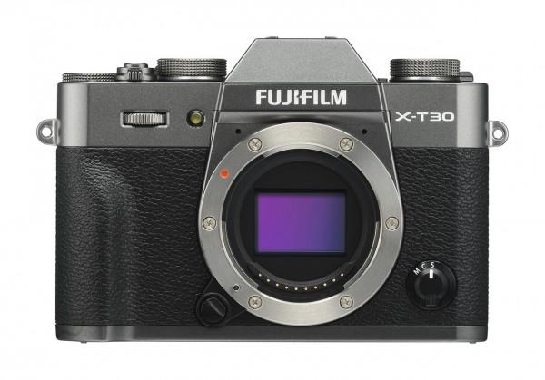 FUJIFILM X-T30 anthrazit - 80€ Sofortrabatt bereits abgezogen -
