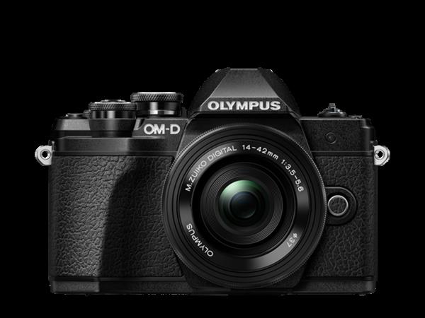 Olympus OM-D E-M10 III+ED 3,5-5,6/14-42 EZ schwarz Digitalkamera-Kit