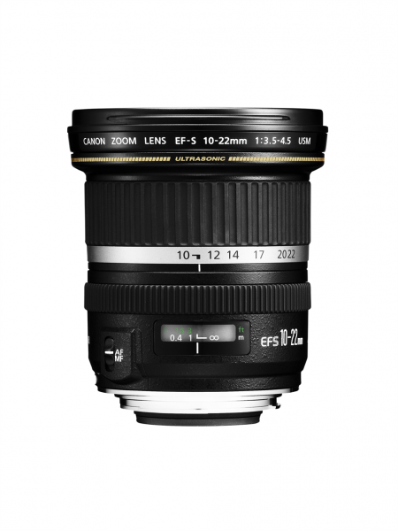 Canon EF-S 10-22mm f/3.5-4.5 SLR Superweitwinkel