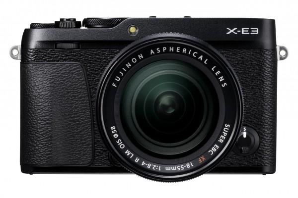 X-E3 black Kit 18-55