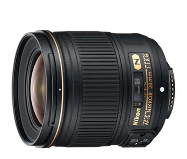 AF-S NIKKOR 28mm f/1.8G