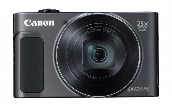 Canon PowerShot SX620 HS Kompaktkamera 20.2MP 1/2.3Zoll CMOS 5184 x 3888Pixel Schwarz