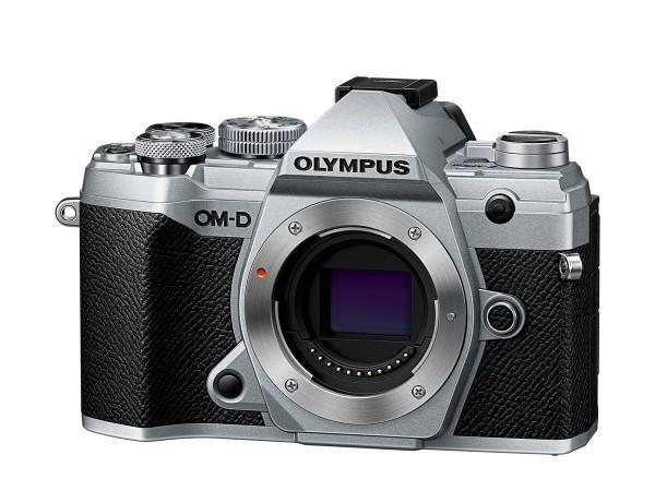 Olympus OM-D E-M5 Mark III Body silber