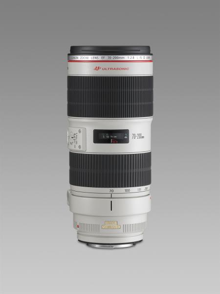 Canon EF 70-200mm f/2.8L IS II USM SLR Teleobjektiv Weiß
